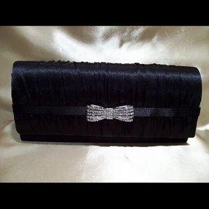 New Black Clutch Bag